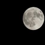 地球の衛星月は大きいの!?