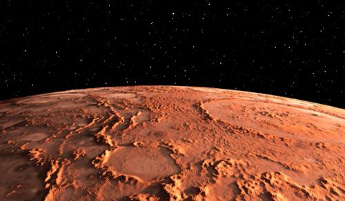 太陽定数 求め方 火星