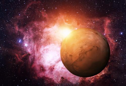 火星 占星術 意味