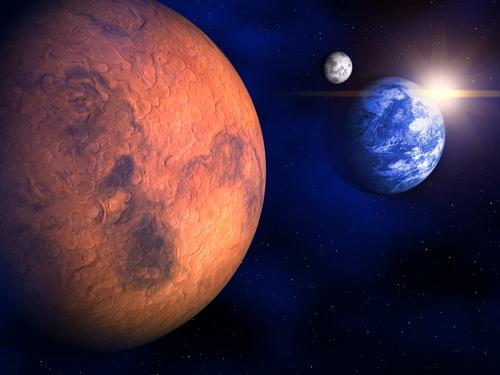 火星 地球 共通点