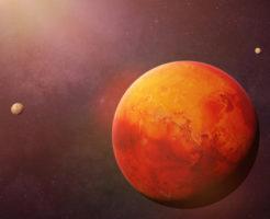 火星 大きさ 変化