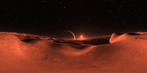 火星 気温 平均