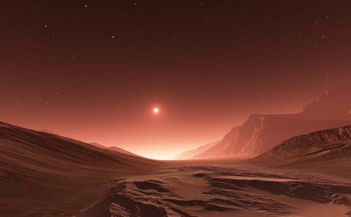 火星 生物 痕跡