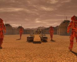 火星 移住 メリット