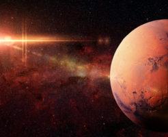 火星 順行 逆行