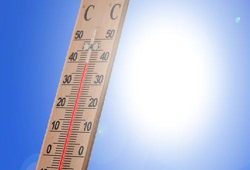 水星 表面 温度