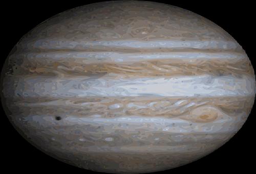木星 しましま 理由