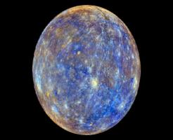 水星 クレーター なぜ