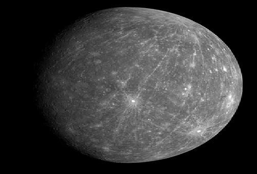 水星 クレーター 日本人
