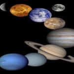 水星と木星、冥王星、火星の大きさを比べてみた!