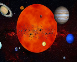 土星 太陽 距離