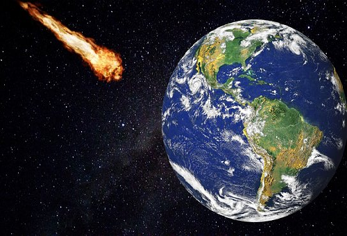 地球 一日 隕石