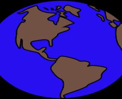 地球 回転 向き