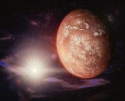 地球 火星 違い