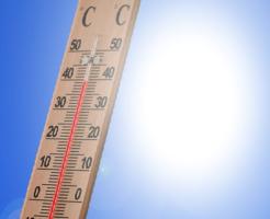 地球 温度 最高