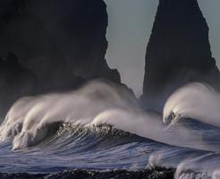 地球 海 こぼれない