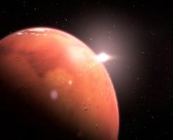 火星 地球 似てる