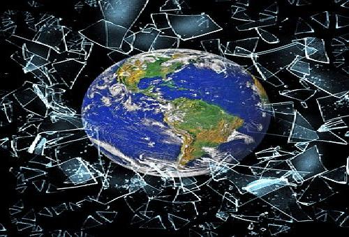 地球 衛星 ゴミ