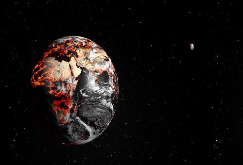 地球 マントル 厚さ