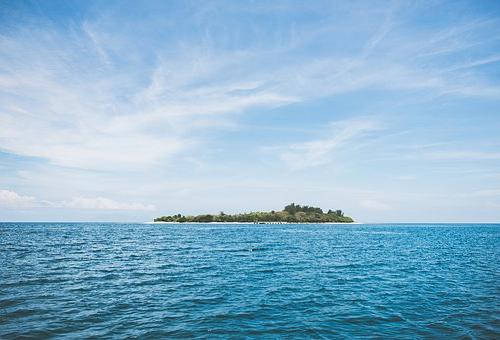 地球 危険 島