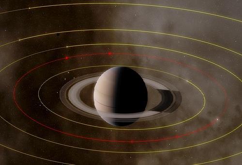 土星 衛星 大きい
