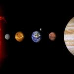 月と火星の大きさや違いとは!?
