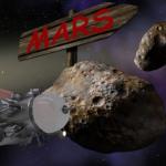 宇宙船で火星にいくのにかかる時間は!?