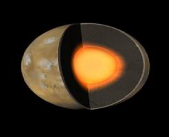 火星 地殻 厚さ