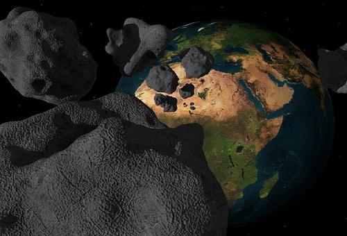 火星 地球 衝突