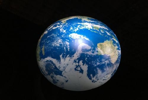 地球 1周 距離