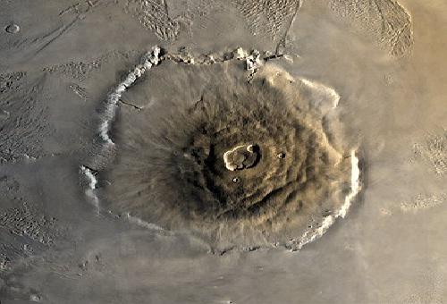 火星 オリンポス山 高さ