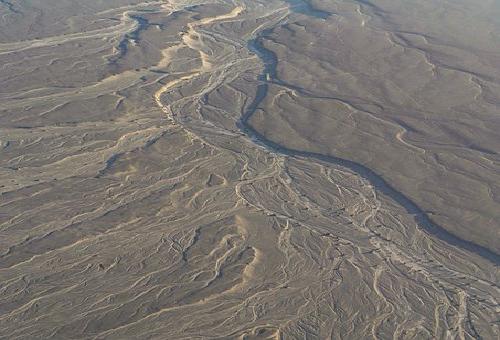 火星 運河 正体
