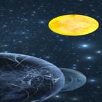 太陽と金星の大きさの比較について