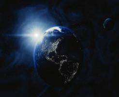 地球 月 時間