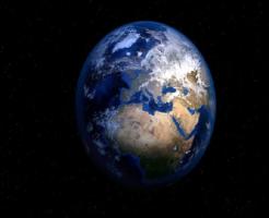 地球 逆回転 どうなる