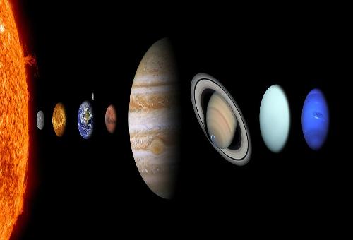 地球 海王星 比較