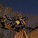 天体望遠鏡での火星の見え方について!倍率は?