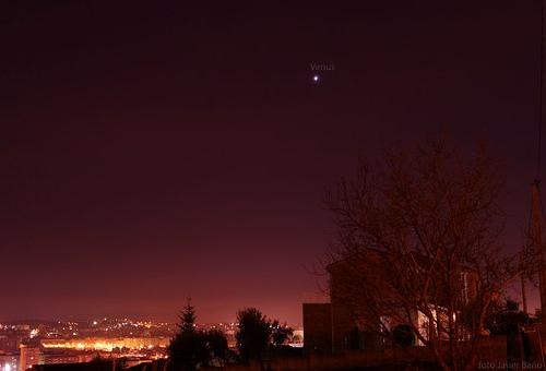 金星 方角 時間