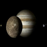 木星の縞模様の色について!