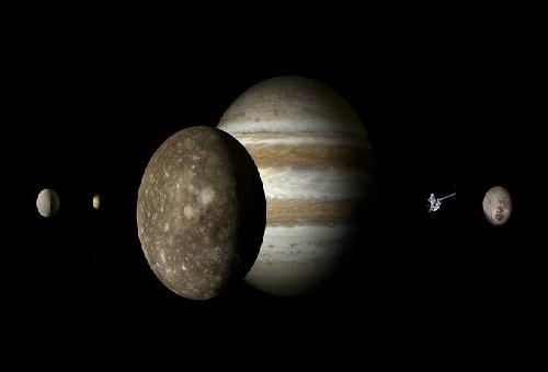 木星 縞模様 色