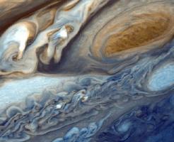 木星 大赤斑 見え方