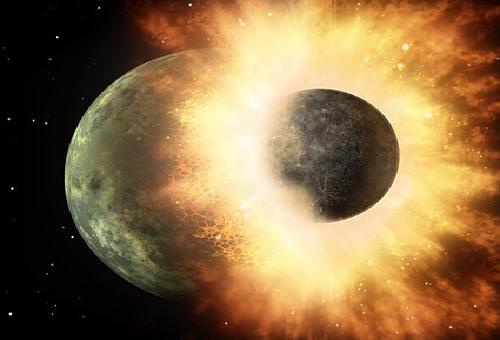 海王星 冥王星 衝突