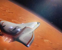 火星 有人探査 片道