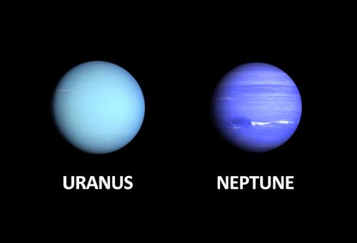 海王星 天王星 比較