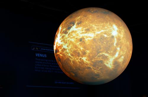 金星 温度 計算