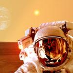 火星の空の色は実は青!?一体何色なの!?