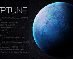 海王星 太陽系 惑星