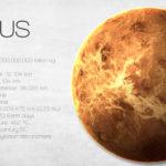 金星ってどんな惑星!?成分は何で出来ているの?