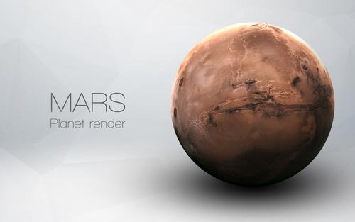 火星 陸地 割合