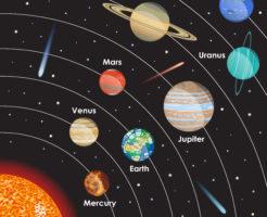 地球 1センチ